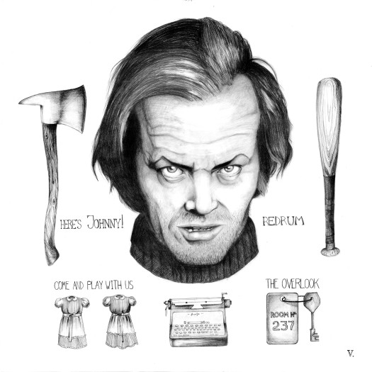 The Shining - Paper Films